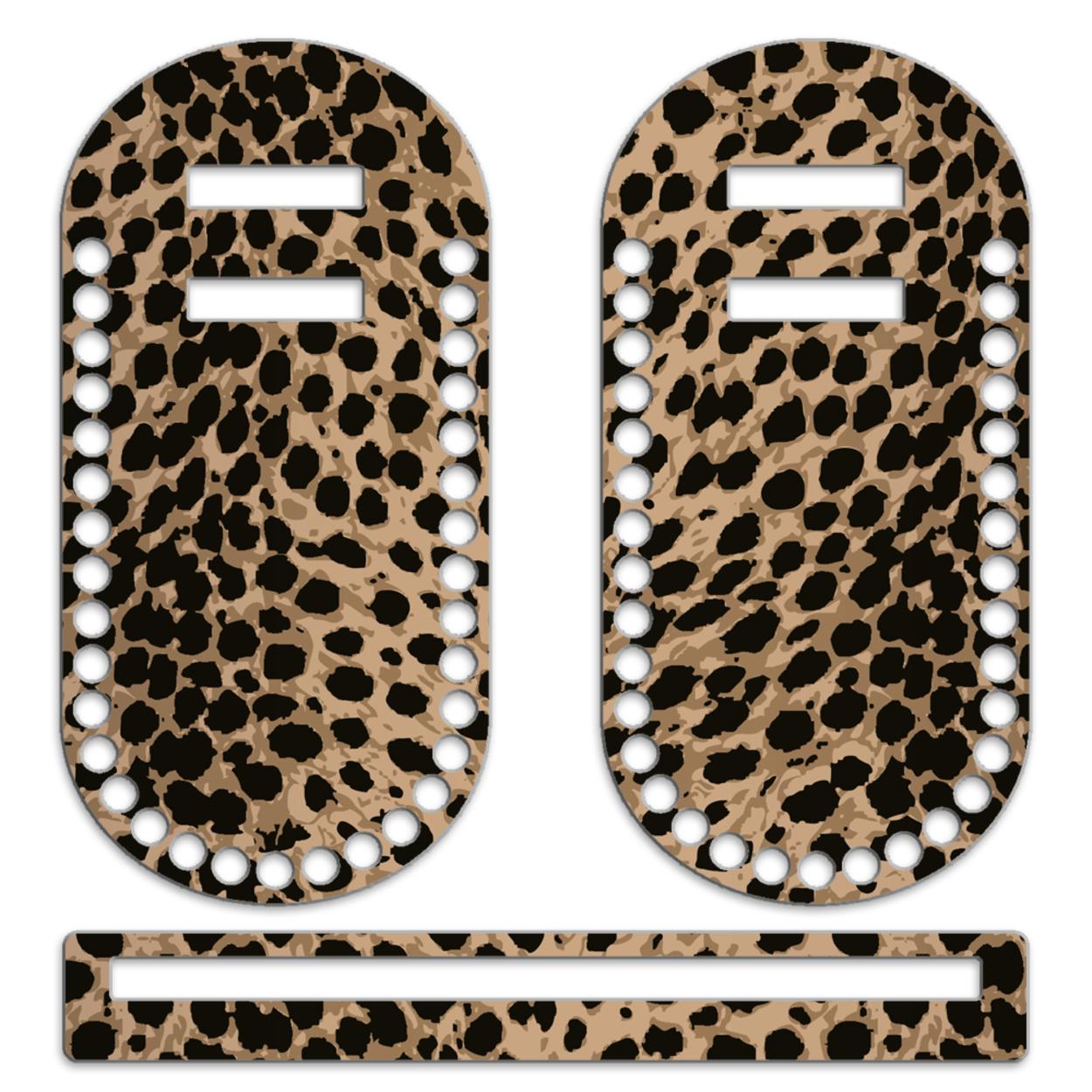 Каркас для сумки Леопард