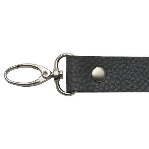 Ручка для сумок 44 см. Серый