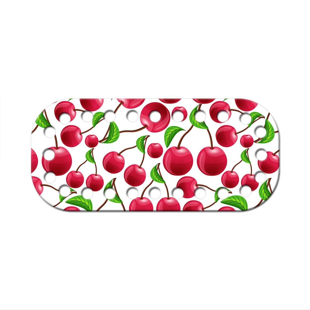 Дно для сумки мини 5 х 11 см. Cherry