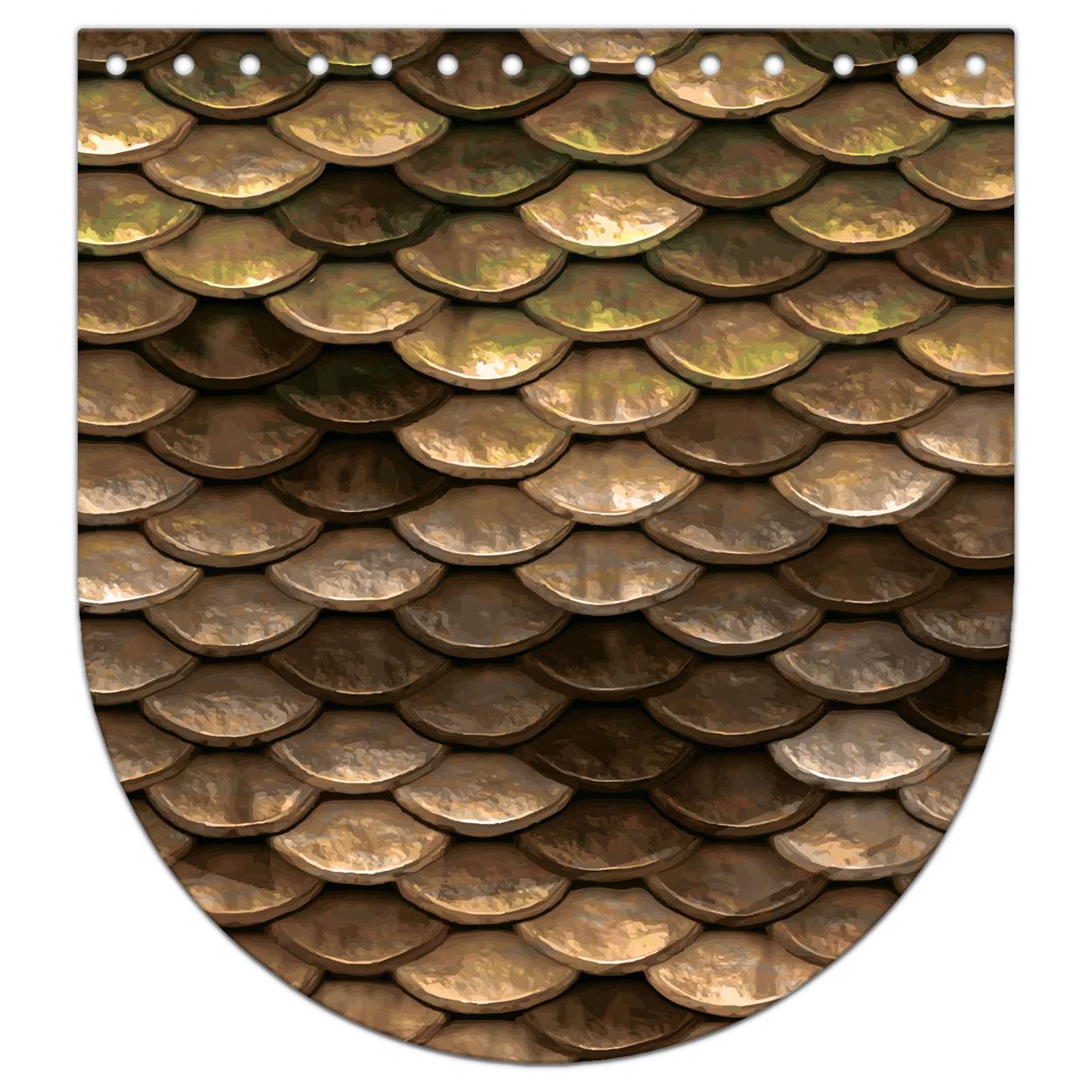 Крышка-клапан 20 х 22 см. Gold fish
