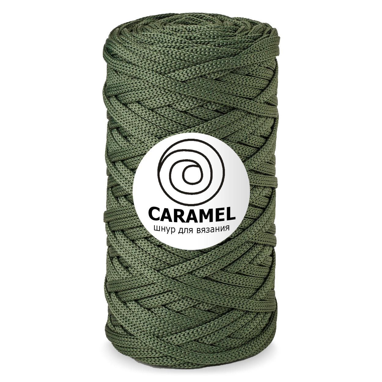 Caramel Оливковый